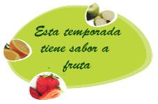 Temporadas de la fruta